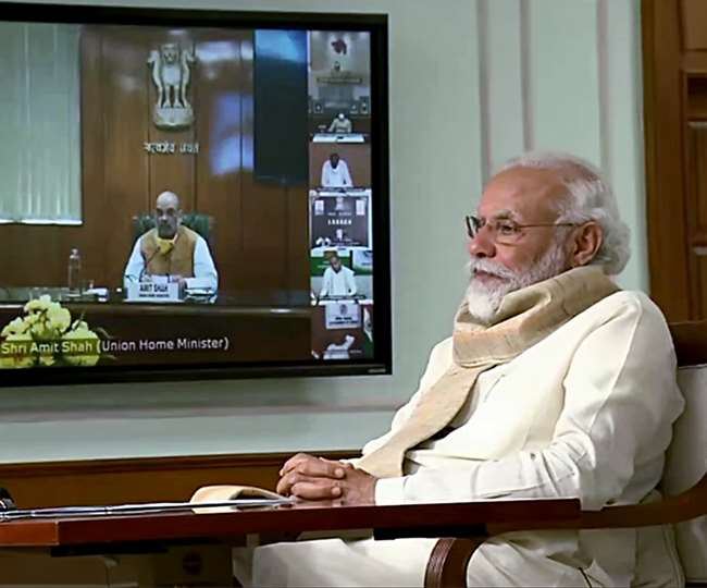Ladakh Standoff | PM Modi chairs all-party meet, discusses situation at India-China border
