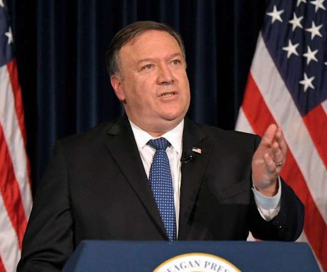 US moving troops from Europe to counter China's threat to India and southeast Asia, says Mike Pompeo