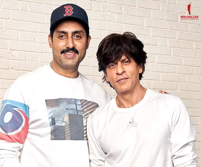 'All of this was possible due to his leadership and friendship': Abhishek Bachchan opens up about working with Shah Rukh Khan