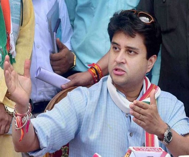 Jyotiraditya Scindia tests positive for COVID-19, admitted to Delhi's Max Hospital; mother's result awaited: PTI