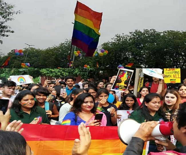 Lawyers behind scrapping of Section 377 now step forward to legalise same-gender marriage