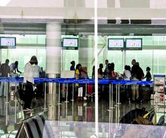 7-day home quarantine mandatory for all asymptomatic passengers arriving in Delhi by flights, trains, buses