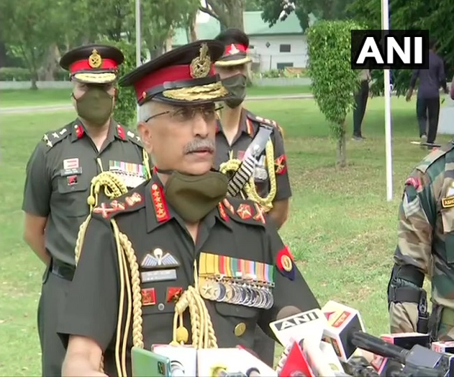 'Situation under control': Army chief General MM Naravane on border standoff with China along LAC