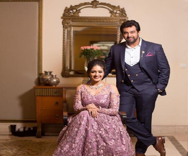 Late actor Chiranjeevi Sarja's wife Meghana Raj three months pregnant: Report