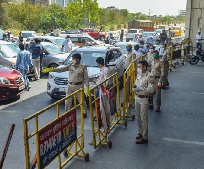 Delhi Lockdown 5.0: Borders sealed for next one week; markets, barber shops allowed to open