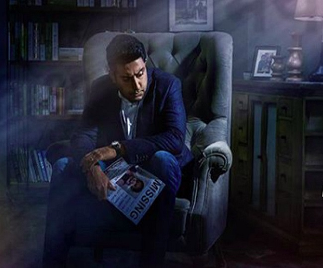 Abhishek Bachchan shares his 'dark side' with first look of 'Breathe: Into The Shadows' | See post here