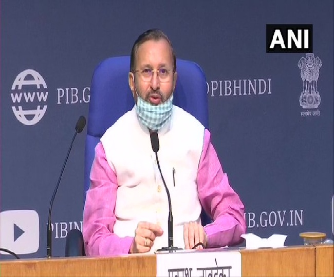 Coronavirus News: 'We have made farmer friendly amendments to the Essential Commodities Act' says Javadekar | Highlights
