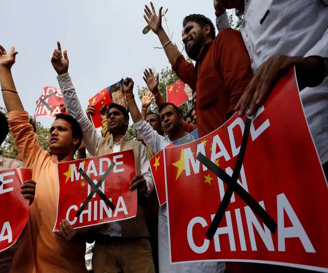 Ladakh Standoff: Railways terminates contract with Chinese firm amid calls to boycott 'Made-in-China' products
