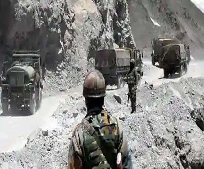 Amid disengagement talks, China continues military build-up along LAC near eastern Ladakh's Galwan valley