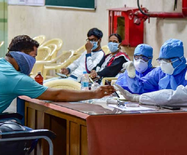 India's COVID-19 tally tops 1.9-lakh mark with new highest single-day spike of 8,394 cases, death toll mounts to 5,394