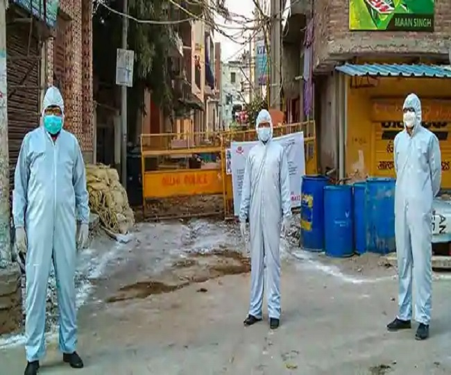 Coronavirus Hotspots in Noida: Containment Zones in Gautam Budh Nagar rise to 164 | Check full list here