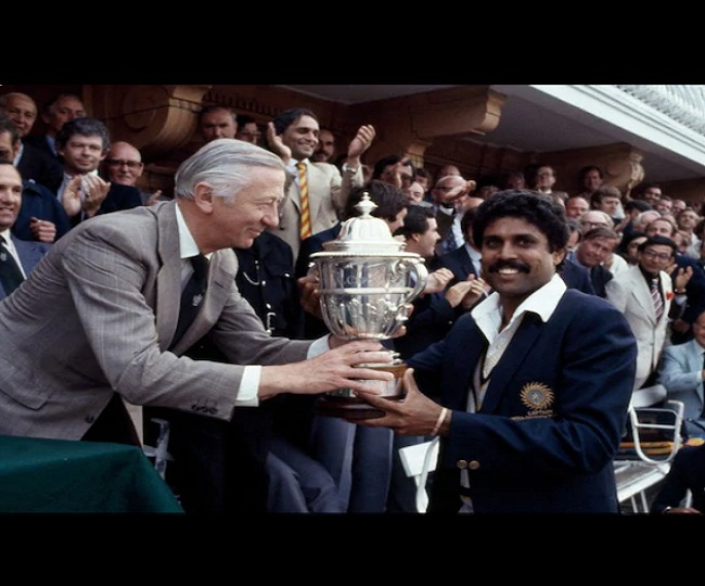 This day, That Year: When India defeated mighty Windies to win maiden World Cup title in 1983