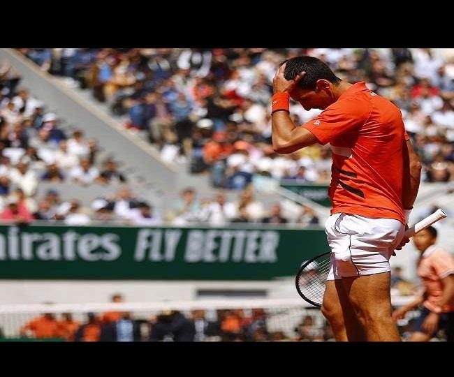 Top-ranked tennis player Novak Djokovic, wife Jelena test positive for coronavirus
