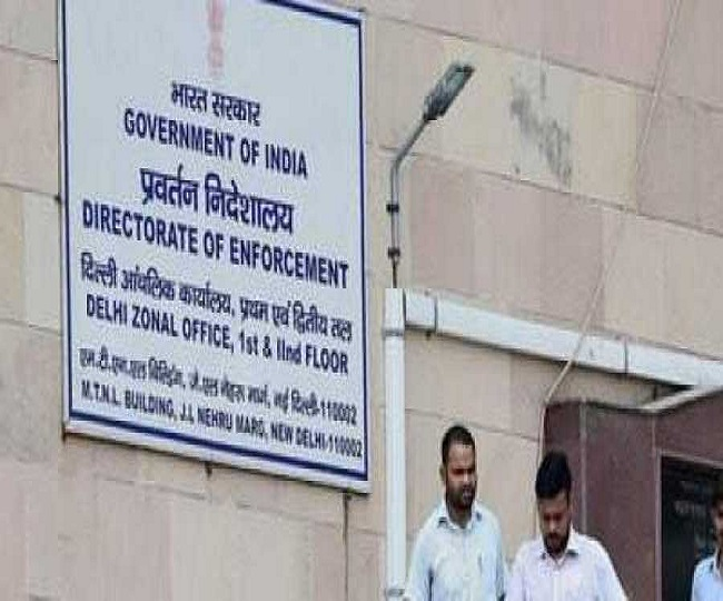 Enforcement Directorate headquarters in Delhi sealed after five employees test positive for coronavirus