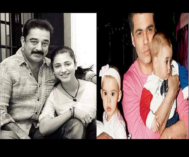 Father's Day 2020: From to Kamal Haasan to Karan Johar to Anurag Kashyap, a look at Bollywood's single dads