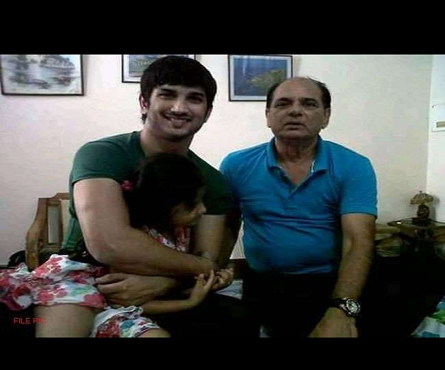 'Wasn't aware of his depression': Sushant Singh Rajput's father reveals he 'often felt low'