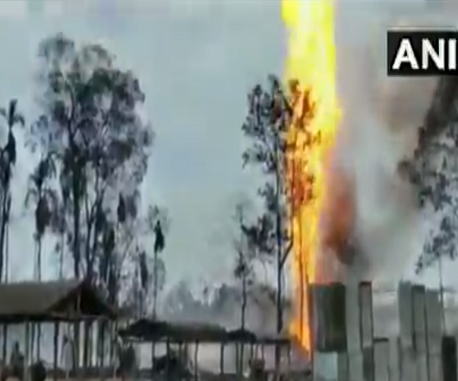 2 Oil India firefighters dead in massive fire at oil well in Assam's Tinsukia; PM Modi assures all possible support