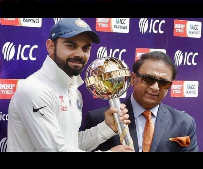 Sunil Gavaskar reveals why Virat Kohli is considered as 'no. 1' batsman in cricket