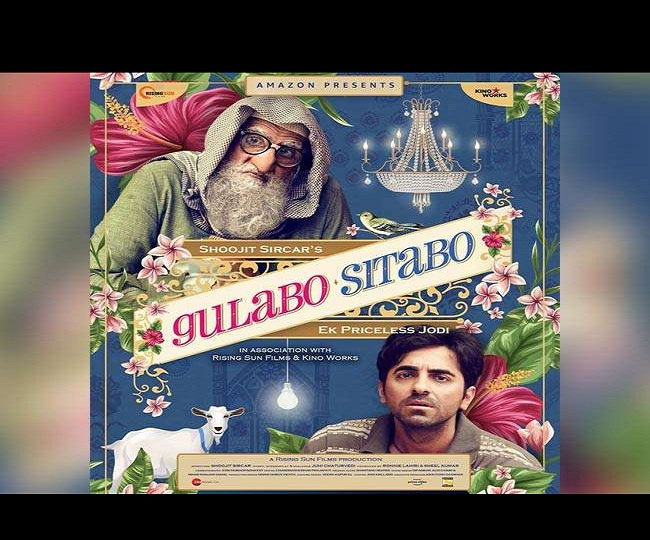'Gulabo Sitabo' Movie Review: Ayushmann Khurrana-Amitabh Bachchan deliver admirable performances but slow screenplay surfs the film down