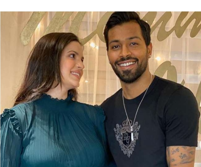 Hardik Pandya, Natasa Stankovic Expecting Birth Of Their First Child