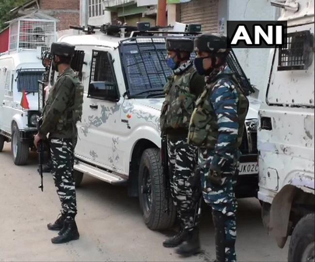 J-K: 4 terrorists killed in encounter security forces in Shopian's Pinjora; 9 in 24 hours