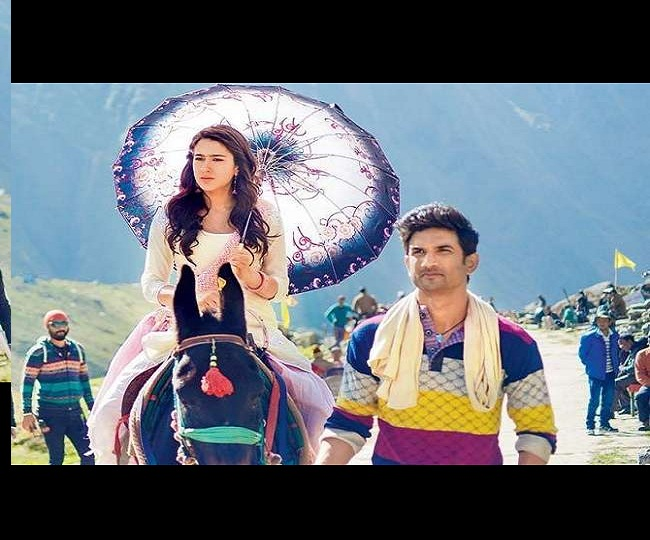 When Sara Ali Khan opened up how Sushant Singh Rajput 'taught' her Hindi on sets of Kedarnath | Watch