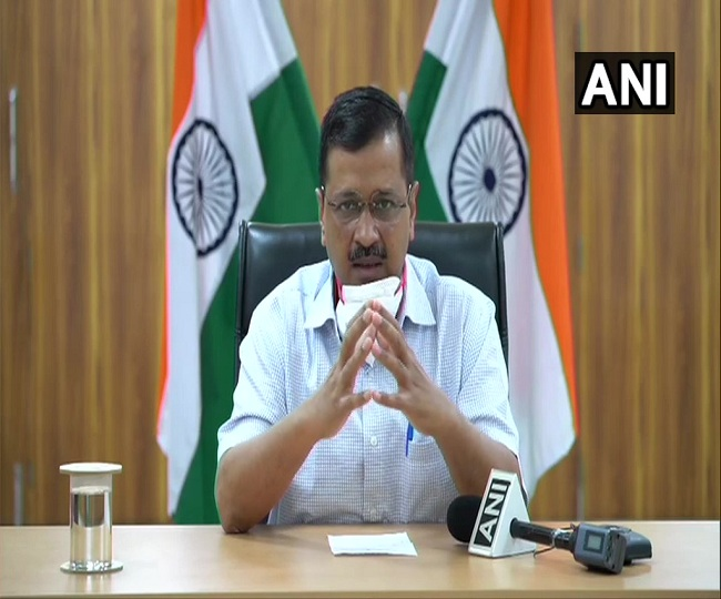 'To avoid misinformation': Kejriwal launches 'Delhi Corona' app for information on vacant beds in hospitals