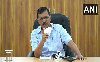 'Will not be spared': Kejriwal alleges 'black marketing' of beds by private hospitals in Delhi
