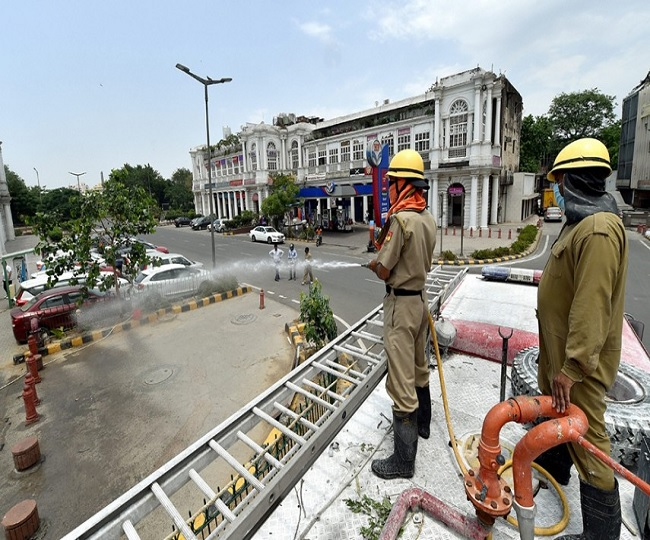 Coronavirus Hotspots in Delhi: Containment zones in city-state rises to 122, 53 areas de-contained   Check full list here