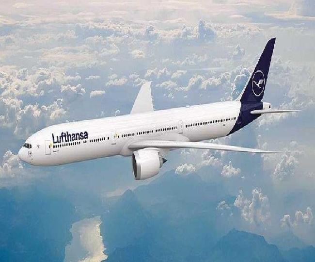 Lufthansa to lay off 22,000 jobs amid coronavirus crisis