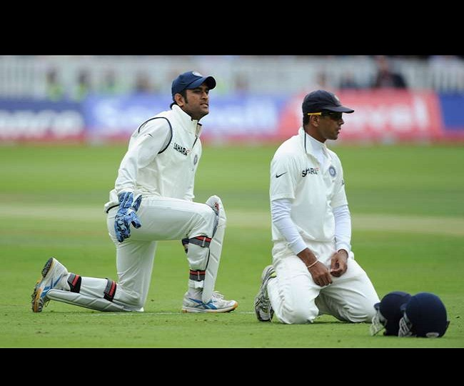 'He played like the results did not matter to him': Rahul Dravid reveals mantra to MS Dhoni's success