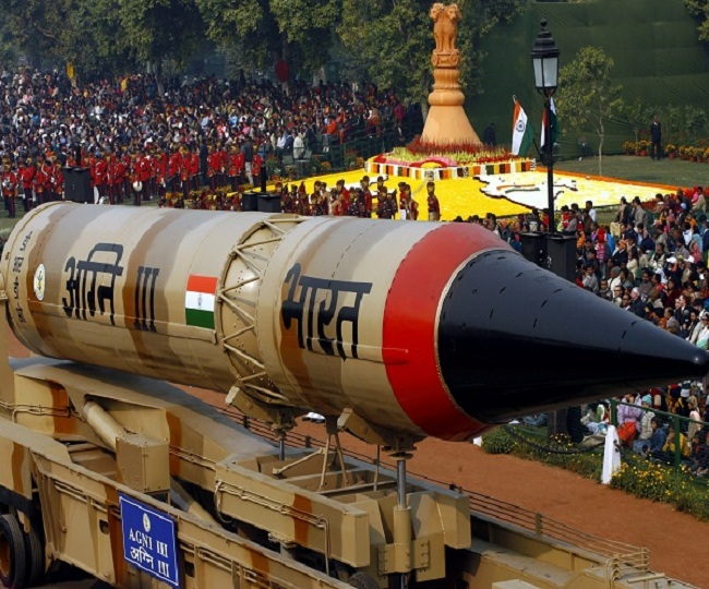 In comparison to Pakistan, India betters its nuclear warhead numbers in 2020 alongside an advanced deterrence