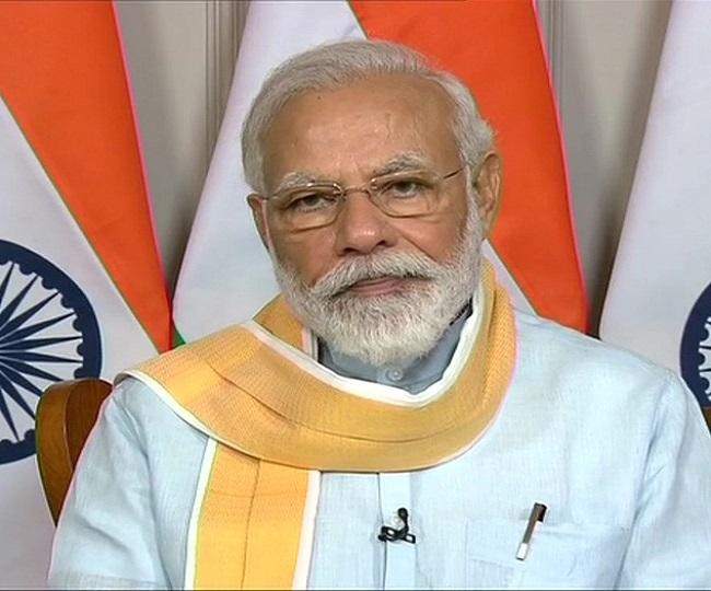 'COVID-19 biggest crisis since WW1 and WW2; our corona warriors are invincible': PM Modi