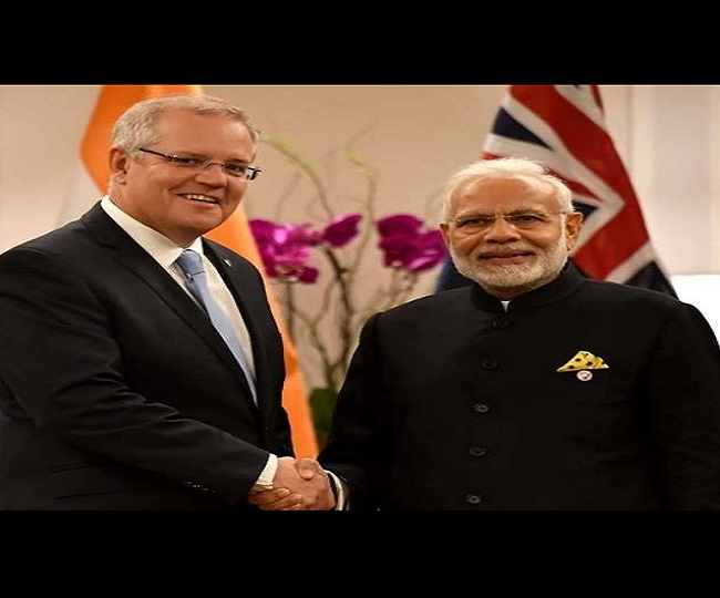 'Our strategic partnership will be more important during COVID-19 crisis': PM Modi, Scott Morrison hold first India-Australia virtual summit
