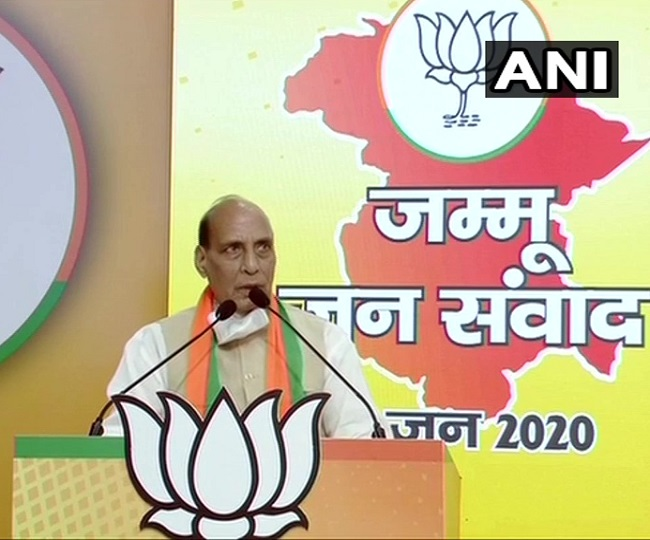 'Won't keep anyone in dark': Rajnath Singh's jibe at Opposition over situation at LAC