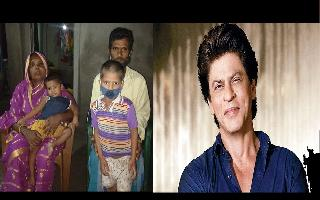 SRK's Meer Foundation steps up to help kid whose video from Muzaffarpur station waking up his dead mother went viral
