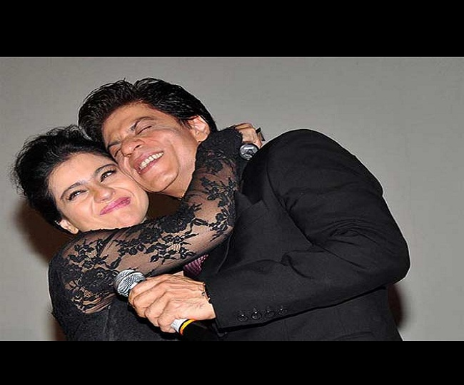 'Love has no age': Shah Rukh Khan thinks only AbRam and Aradhya can replace his jodi with Kajol