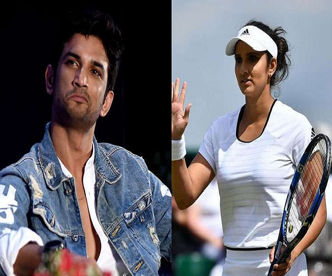 'You said we would play tennis together': Sania Mirza remembers Sushant Singh Rajput with a heartfelt post