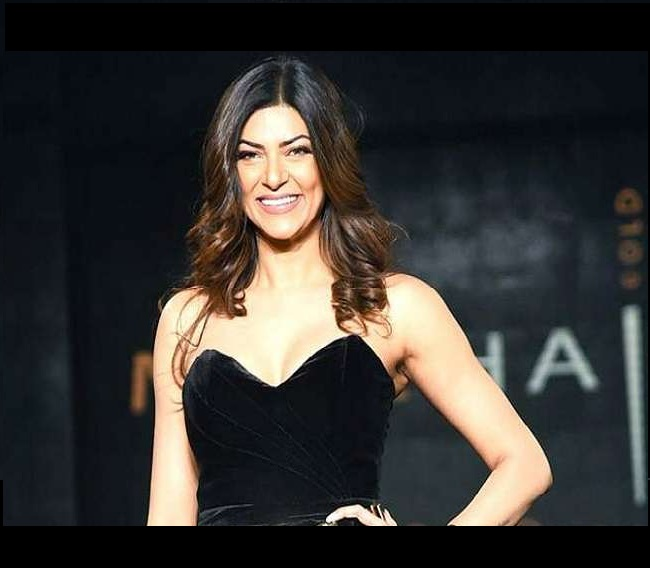 'By focusing on…..': Here's what Sushmita Sen said when asked about nepotism in Bollywood