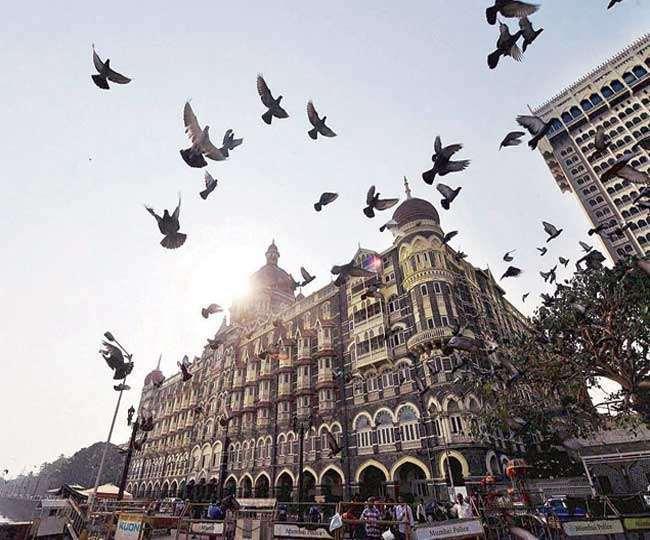 Mumbai's Taj Mahal Palace, Taj Lands End Hotel receive bomb threat call from Pakistan, security heightened