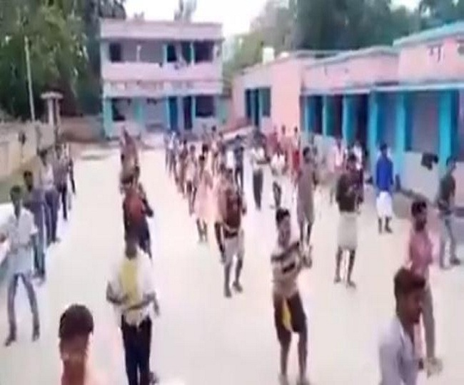 'Covidance': UP cop shares video of inmates dancing to Bollywood songs inside quarantine centre in Bihar | Watch