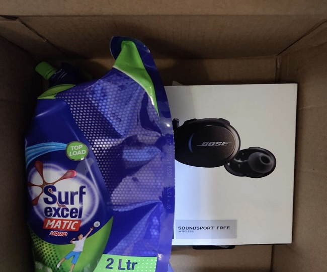 Man orders lotion from Amazon, gets Rs 19,000 worth earphones instead; check hilarious reactions here