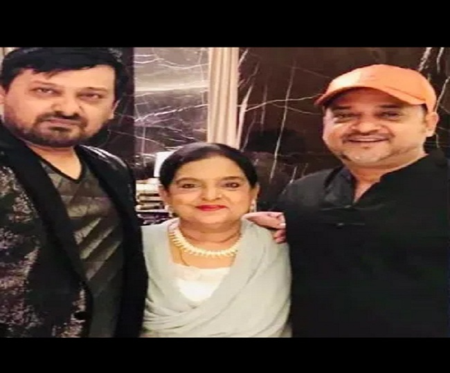 Wajid Khan's mother admitted to Chembur hospital after testing positive for Coronavirus