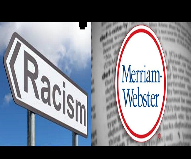 Merriam Webster to give 'racism' a new definition on African-American woman's request