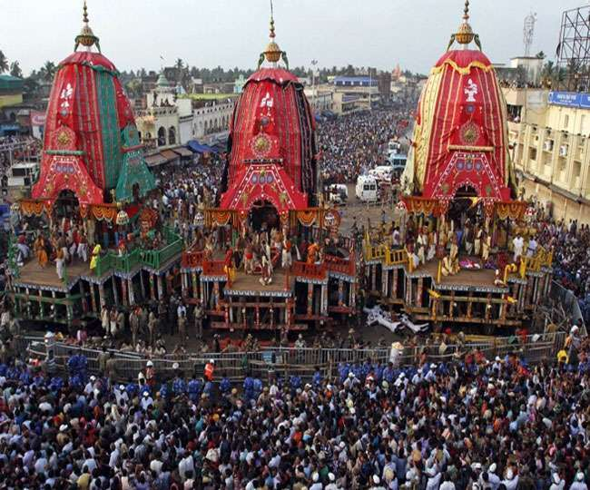 SC agrees to hear petitions seeking recall of order putting this year's Puri Rath Yatra on hold