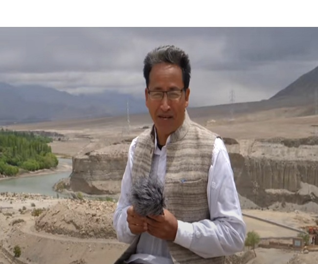'Software in a week, hardware in a year': Sonam Wangchuk asks people to boycott Chinese products amid border standoff between India and China