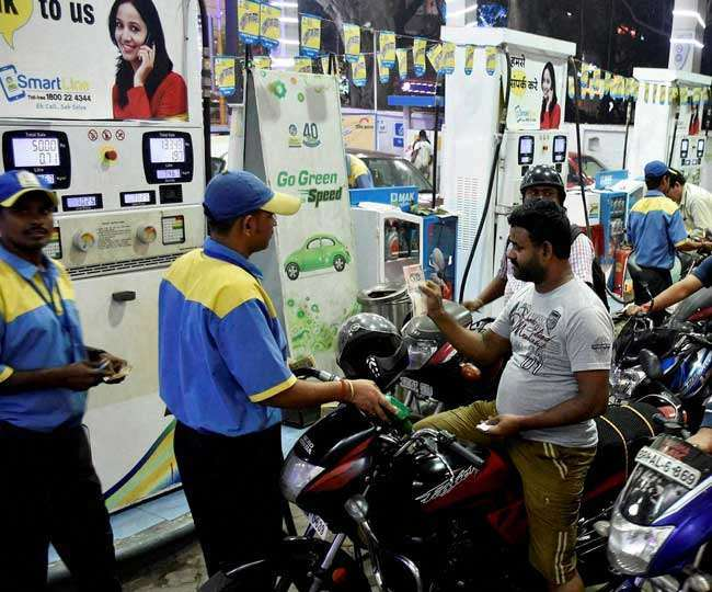 After crude price fall, govt ups duty by Rs 3/litre