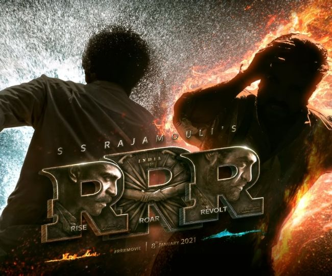 'The wait is over': Taran Adarsh shares first motion poster of RRR featuring Ajay Devgn in fierce avatar | Watch