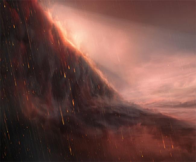 VLT Spies Iron Raining on Ultrahot Exoplanet WASP-76b | Astronomy