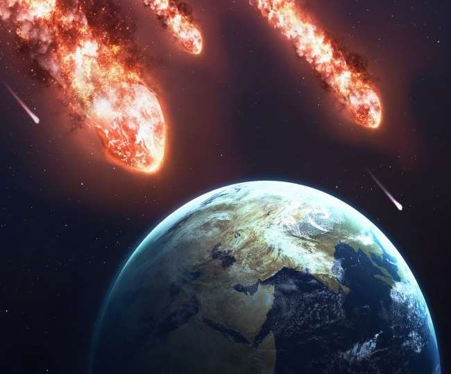 Coronavirus jitters not enough? Four near-Earth asteroids and huge rock may hit Earth's surface soon: Report